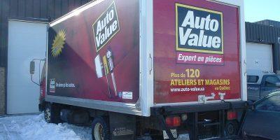 Auto value 2003